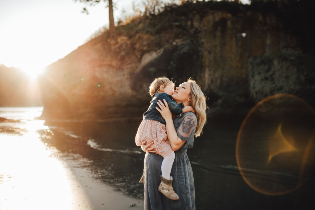 seattle area maternity session