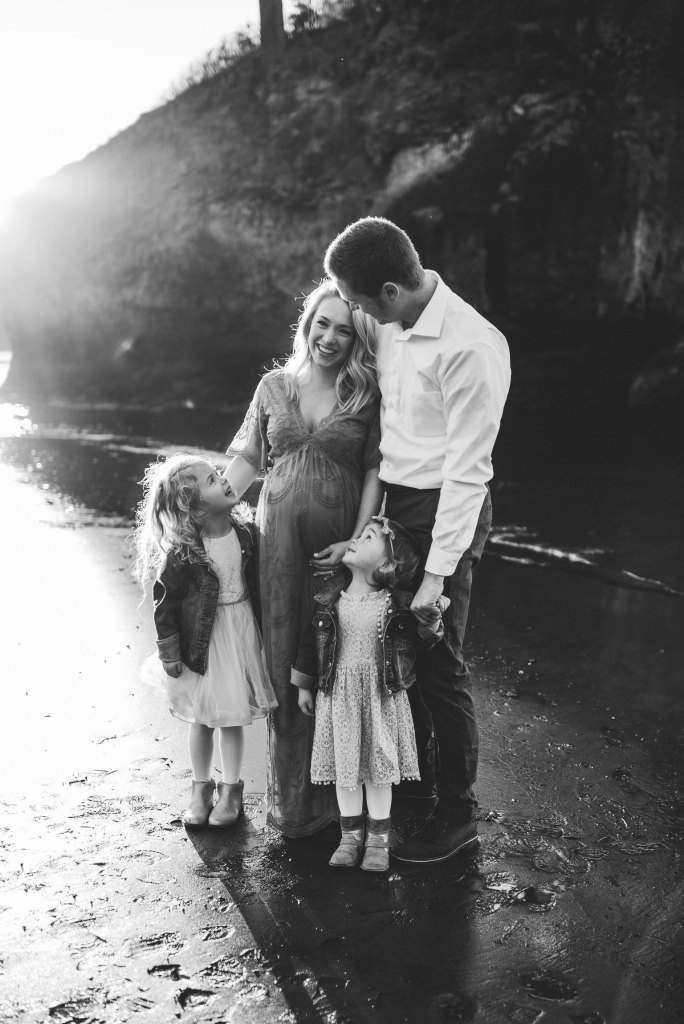 seattle area family session
