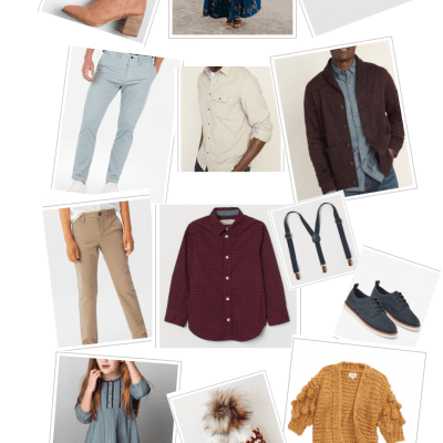 Fall Outfit Ideas | Seattle Family Photos