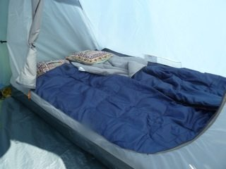 Great ... & Review: Halfords Family Tent Pack - FionaOutdoors