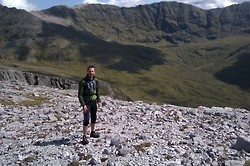 Breabag to Ben Mor Assynt Pic credit: Colin Meek