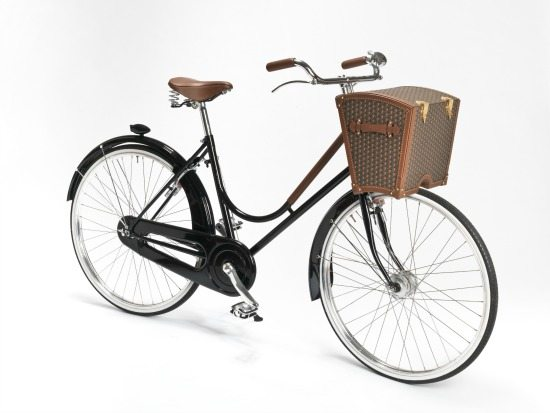 malle à bicyclette