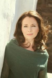 Irish singer Fionnuala Gill
