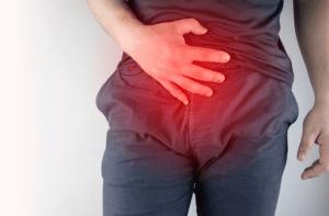 hernia symptom