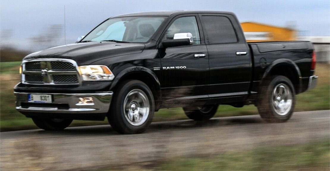 First Drive Dodge RAM 1500 Laramie Edition