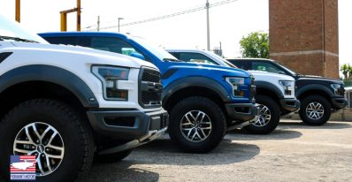 Ford Raptor Fioravanti Motors