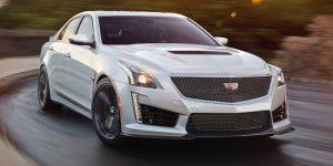 Cadillac CTS V Fioravanti Motors
