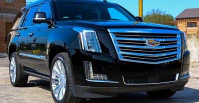 Cadillac Escalade Nero