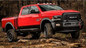 Dodge Ram Power Wagon Fioravanti Motors