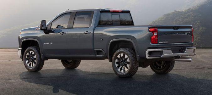 Chevrolet Silverado 2500 2020