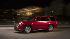 Chevrolet Tahoe Fioravanti Motors