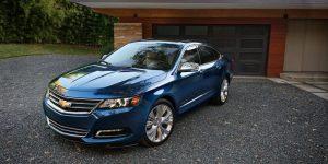 Chevrolet Impala Fioravanti Motors