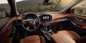 Chevrolet Traverse Fioravanti Motors
