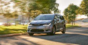 Chrysler Pacifica Hybrid Fioravanti Motors