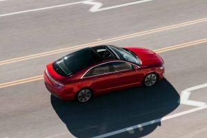 Lincoln MKZ Hybrid Fioravanti Motors