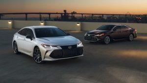 Toyota Avalon Hybrid Fioravanti Motors