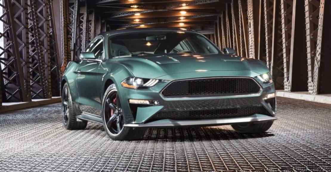 Ford Mustang Bullitt Fioravanti Motors