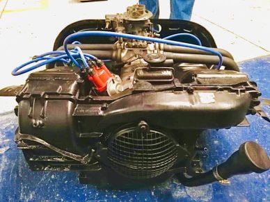 Restauro Volkswagen T