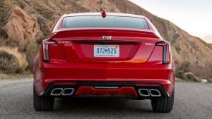 Cadillac CT V Fioravanti Motors
