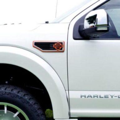 Ford F Harley Davidson