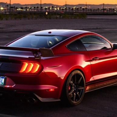 Shelby Mustang GT Fioravanti Motors