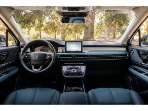 Lincoln Corsair Fioravanti Motors