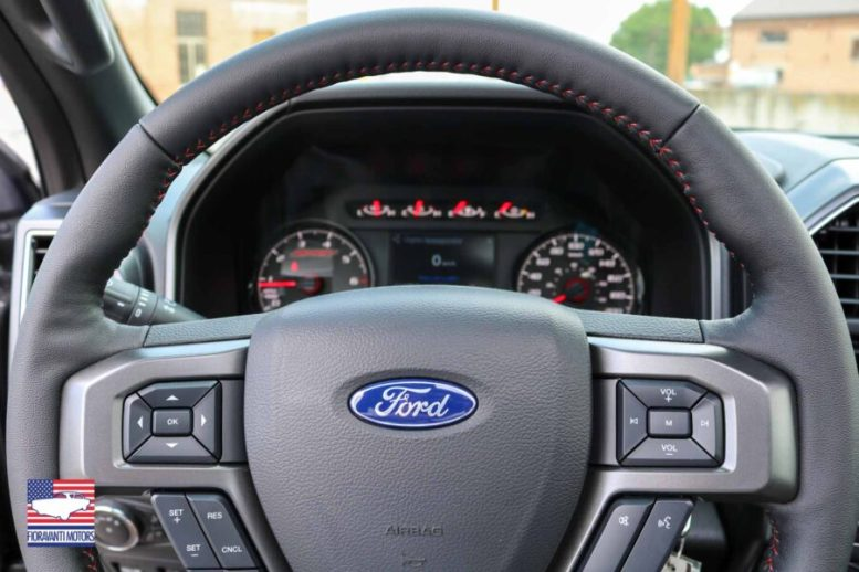 Ford F Sport Magnetic Grey