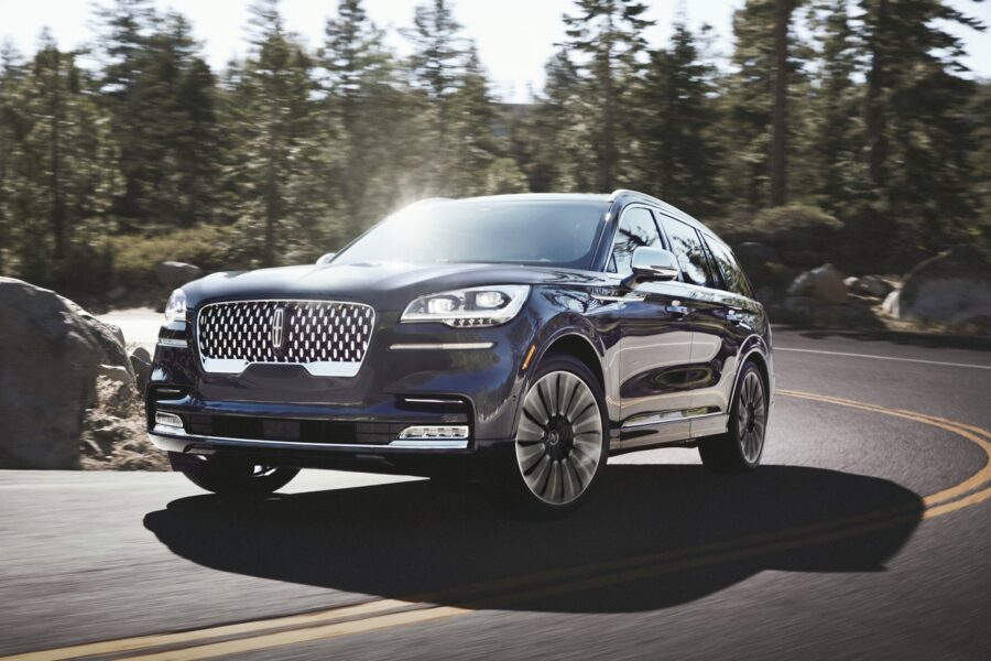 Lincoln Aviator Fioravanti Motors