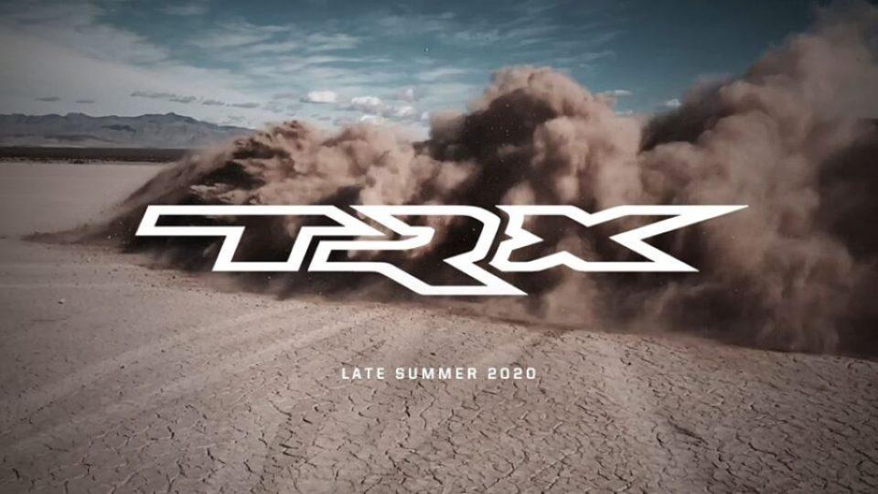 Dodge Ram TRX