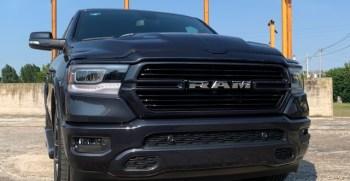 Dodge Ram LaramieSport