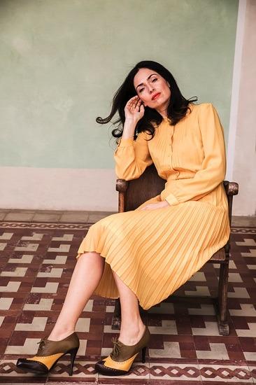 Ambra Pintore, foto Fiorella Sanna