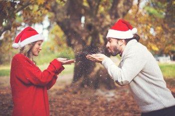 Fiorello Photography - Christmas couple shoot