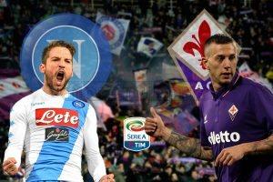 Napoli-Fiorentina, finisce 4-1: viola mai in partita