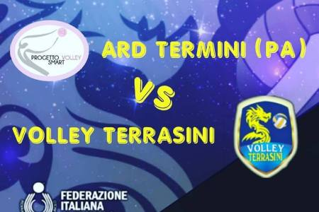 """B2 F: Oggi è il giorno del Derby, Ard e Volley Terrasini si sfidano al """"Consales"""""""