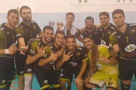 Serie B M: Palermo al tie break; Partinico domina