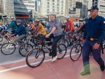 Região da USP lidera top de áreas com mais roubos de bikes em São Paulo