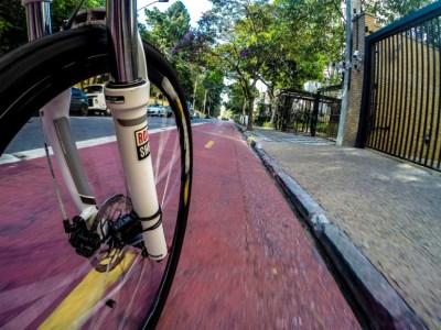 Veja quantos quilômetros de ciclovia existem em cada bairro de SP