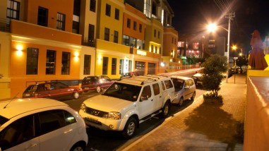 Bo-Kaap by night=