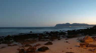 Sun down @ Muizenberg=
