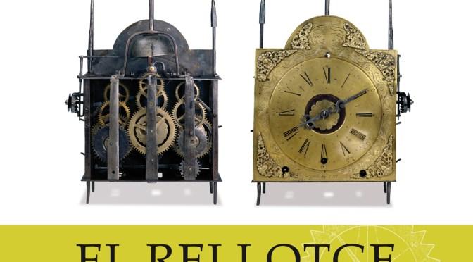 """Llibre """"El Rellotge Català"""" de Jaume Xarrié i Eduard Farré, d'Editorial Efadós"""