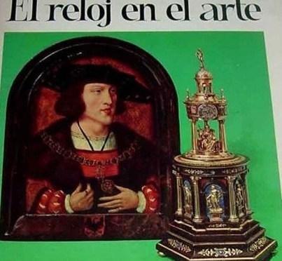 """Exposció Madrid 1965 """"El Reloj en el Arte"""""""