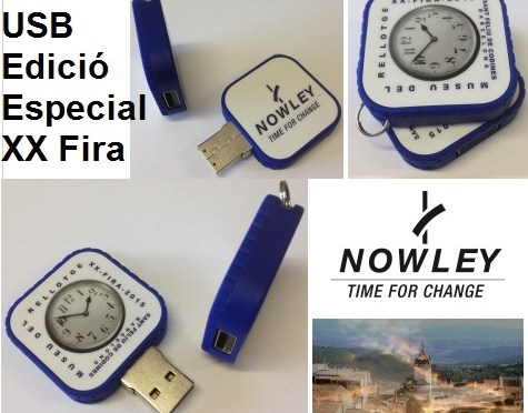 Clauer USB del Museu i XX Fira ja disponible!