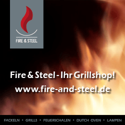 Fire & Steel Grill Shop
