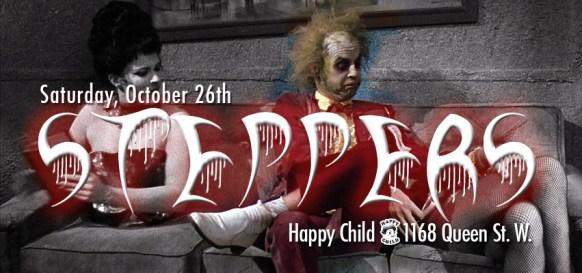 steppers spooky safari647 happy child queen street west halloween