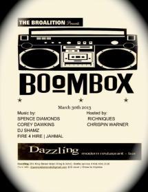 Boombox Dazzling