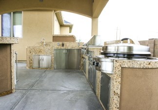 Patio Heaters, Warming Ovens, Outdoor Refrigerators