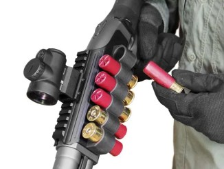 Provide Secure Storage for Shotgun Shells with Adaptive Tactical's New Saddle Mount Shell Carrier
