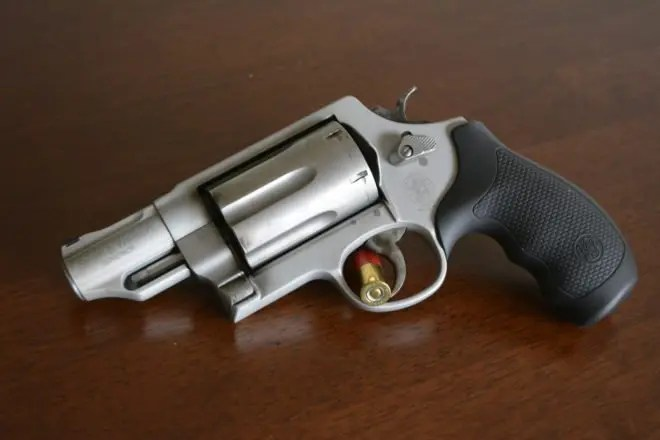 Smith & Wesson Governor Big Gun, Bigger Personality | The Best Handguns For Home Defense