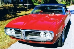 '67 Firebird of Jim Muldoon
