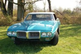 '69 Firebird of Gerald Foglia